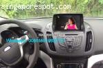 Ford Kuga Car radio GPS android Wifi navigation camera Drive