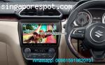 Suzuki Swift 2017 Upgrade radio Car android GPS navigation c