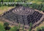 Visit Borobudur temple Indonesia