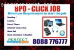 Part time job   earn every one hour Rs. 200/- per hour   BPO